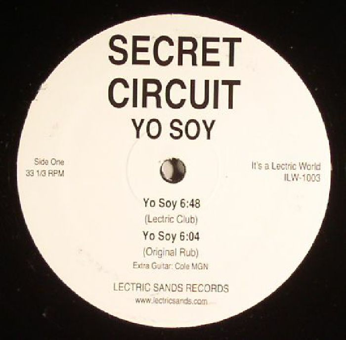 SECRET CIRCUIT - Yo Soy