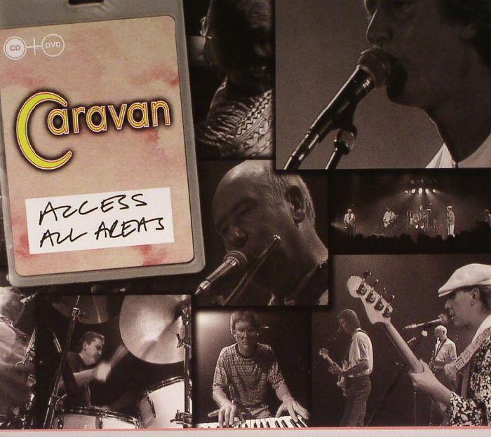 CARAVAN - Access All Areas