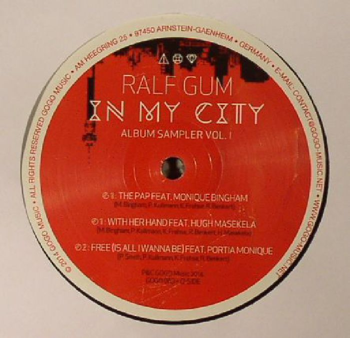 GUM, Ralf - In My City Album Sampler Vol 1