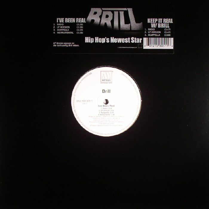 BRILL - I've Been Real