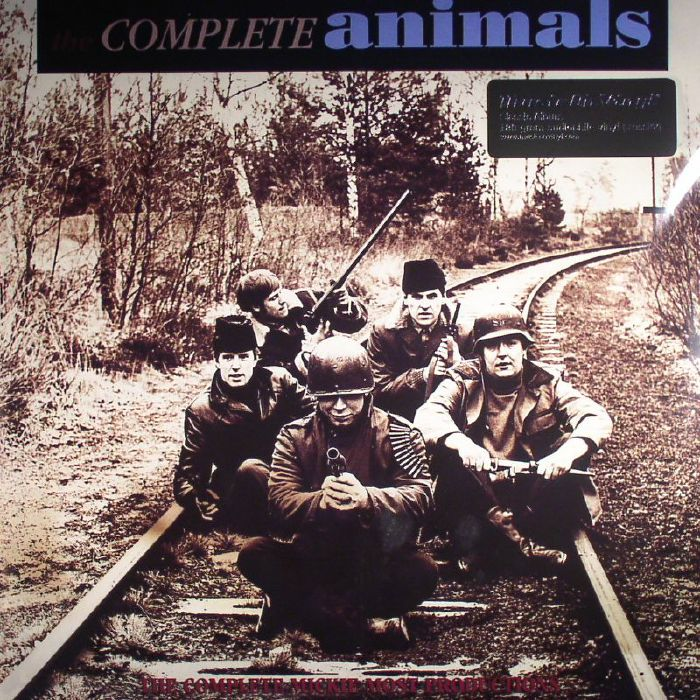 ANIMALS, The - The Complete Animals (remastered)
