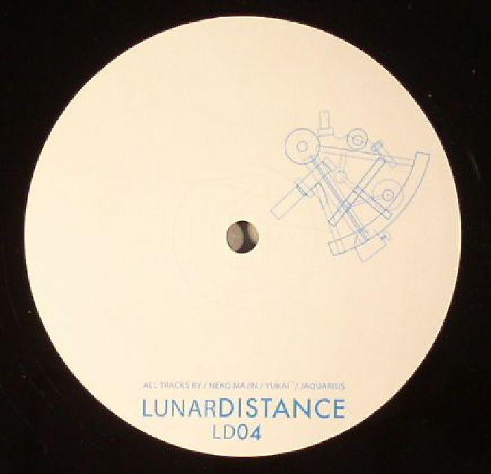 NEKO MAJIN/YUKAI/JAQUARIUS - Lunar Distance 04