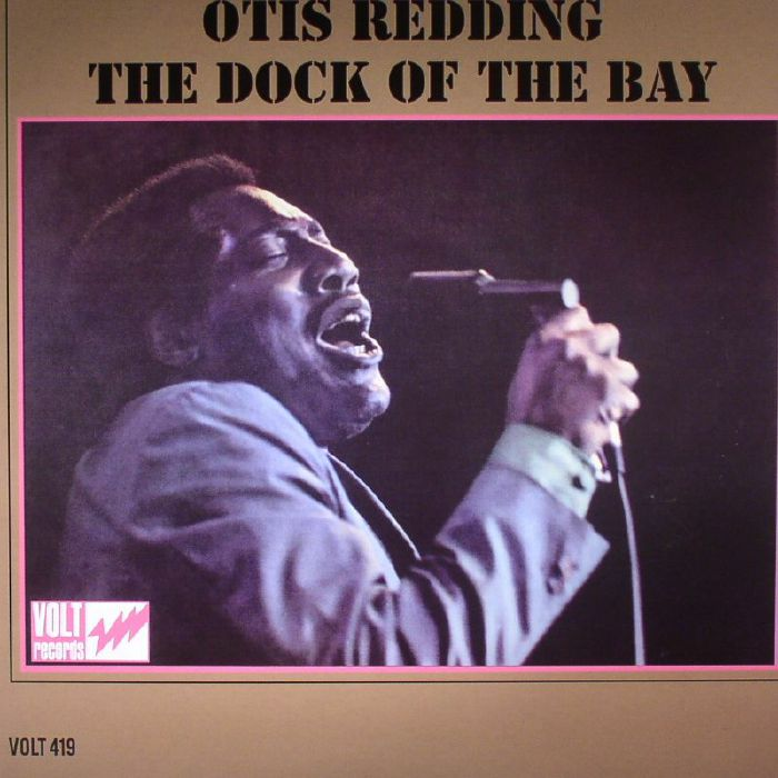 REDDING, Otis - The Dock Of The Bay (mono)