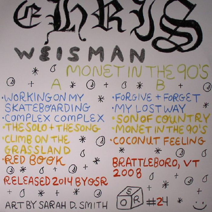WEISMAN, Chris - Monet In The 90s