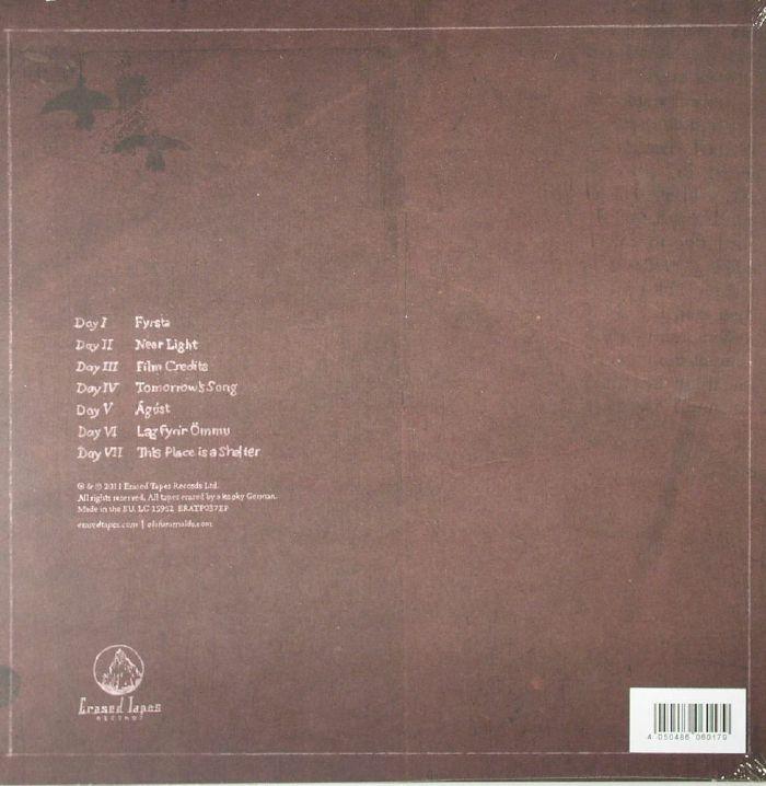ARNALDS, Olafur - Living Room Songs