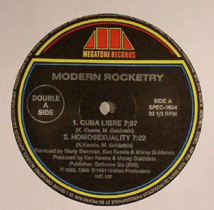 MODERN ROCKETRY - Cuba Libre