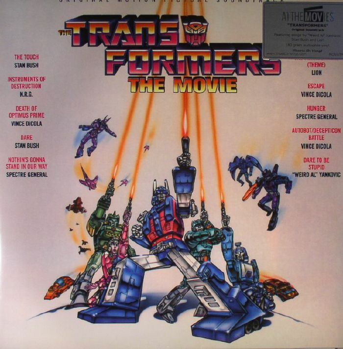 VARIOUS - Transformers (Soundtrack)