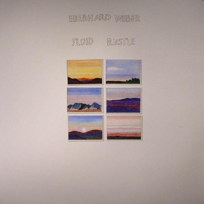 Eberhard Weber Fluid Rustle Vinyl At Juno Records
