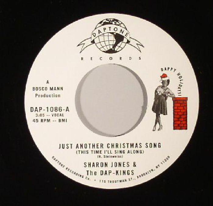 Sharon JONES & THE DAP KINGS Just Another Christmas Song vinyl at ...