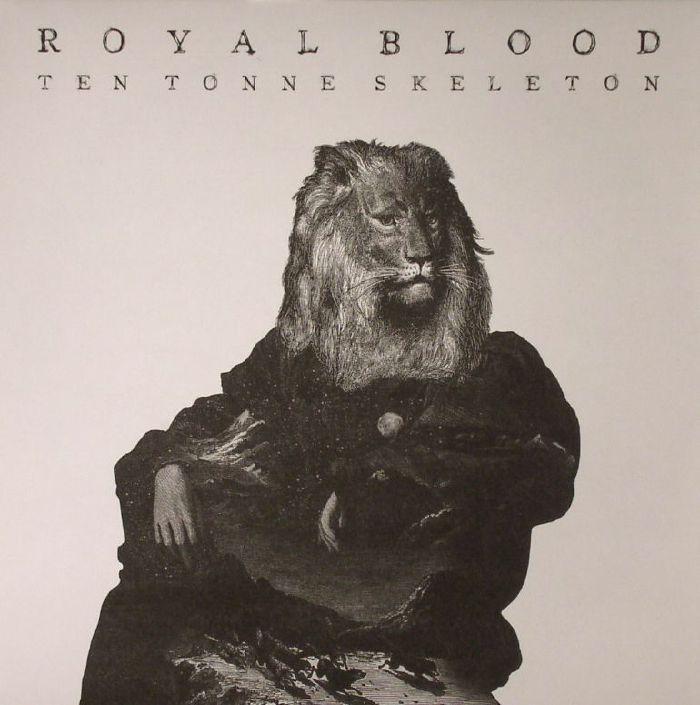 Royal Blood Ten Tonne Skeleton Vinyl At Juno Records