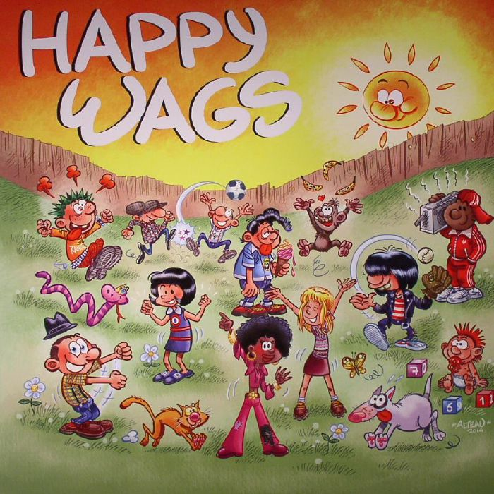 HAPPY WAGS - Happy Wags