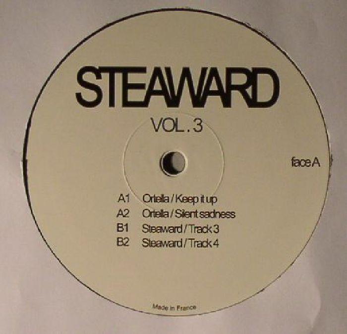 ORTELLA/STEAWARD - Steaward Vol 3