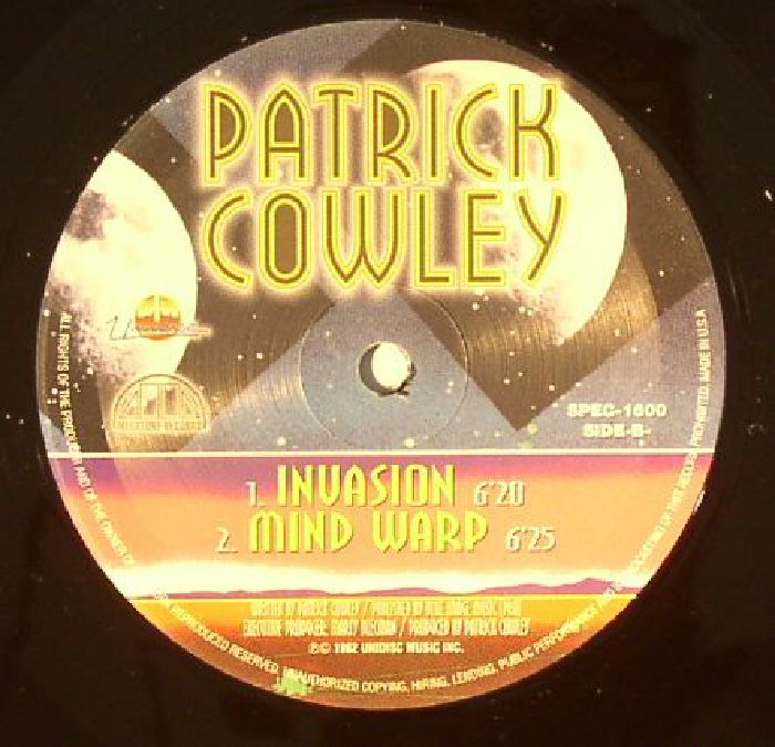 SYLVESTER/PATRICK COWLEY - Lovin' Is Really My Game