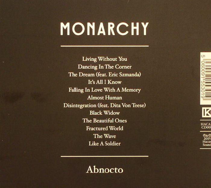 MONARCHY - Abnocto