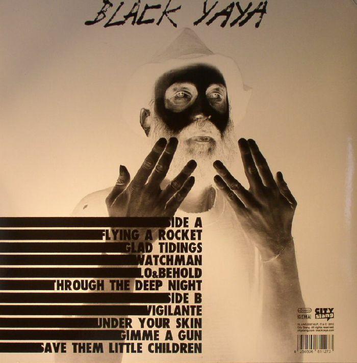 BLACK YAYA - Black Yaya