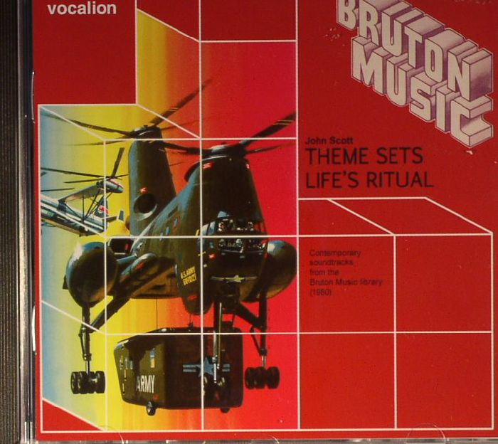 SCOTT, John - Theme Sets & Life's Ritual: Contemporary Sound Tracks From The Bruton Music Library 1980