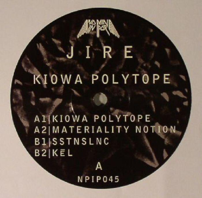 JIRE - Kiowa Polytope