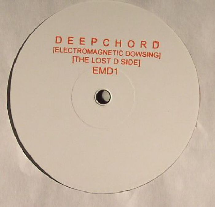 DEEPCHORD - Electro Magnetic Dowsing: The Lost D Side