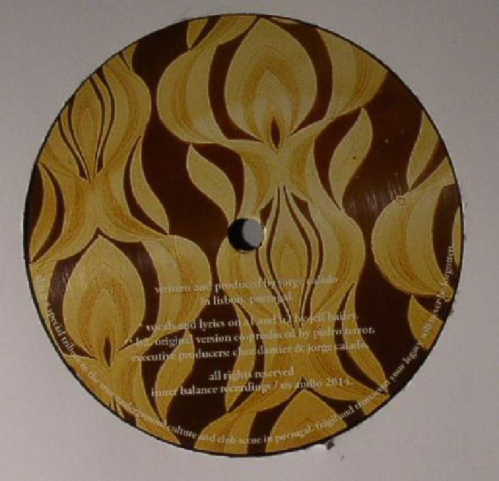 CAIADO, Jorge - Fragil/Trintaeum EP