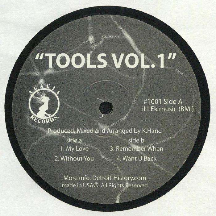 K HAND - Tools Vol 1
