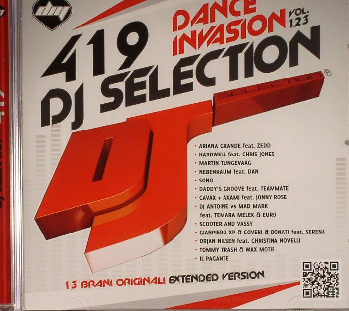 VARIOUS - DJ Selection 419 Dance Invasion Vol 123