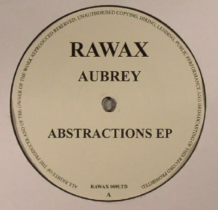AUBREY - Abstractions EP