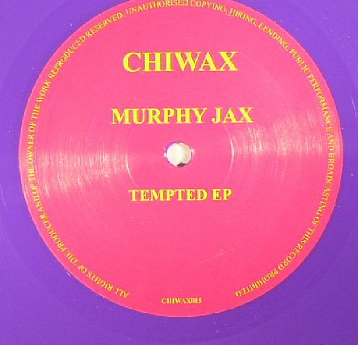 JAX, Murphy - Tempted EP