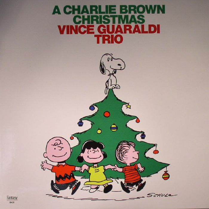 VINCE GUARALDI TRIO A Charlie Brown Christmas (Soundtrack) vinyl ...