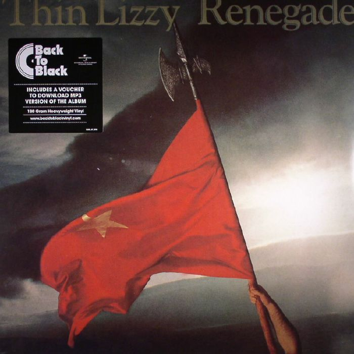 THIN LIZZY - Renegade