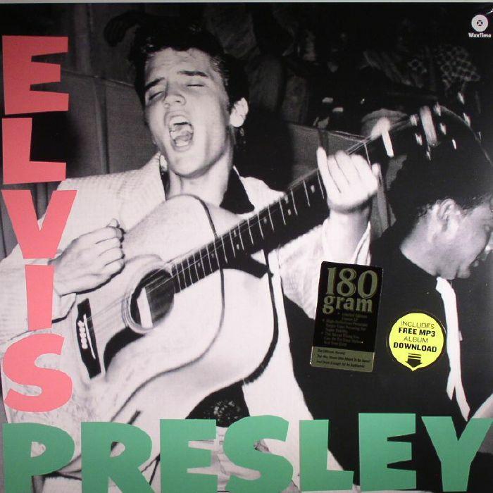 PRESLEY, Elvis - Elvis Presley