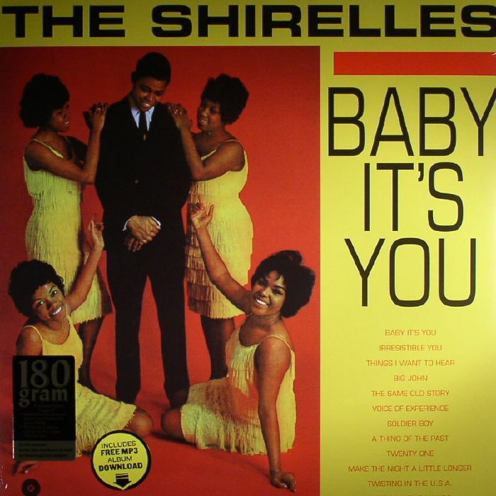The Shirelles Baby It S You Vinyl At Juno Records