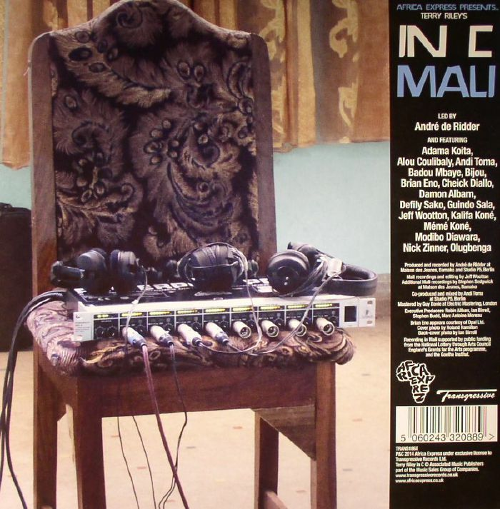 AFRICA EXPRESS - Terry Riley's In C Mali