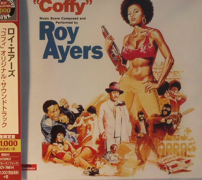 Roy Ayers Coffy Soundtrack Vinyl At Juno Records