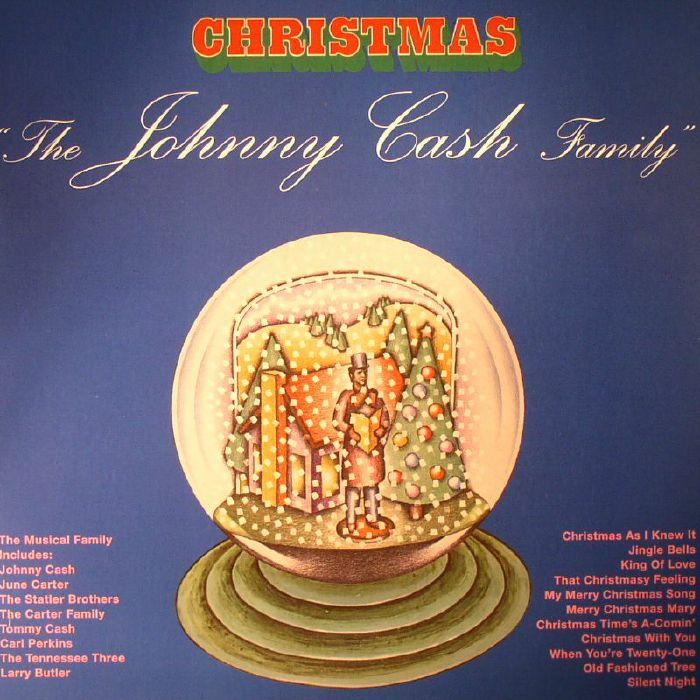 JOHNNY CASH FAMILY, The - Christmas