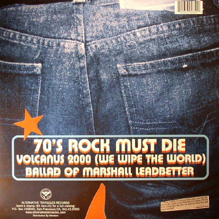 LARD - 70s Rock Must Die