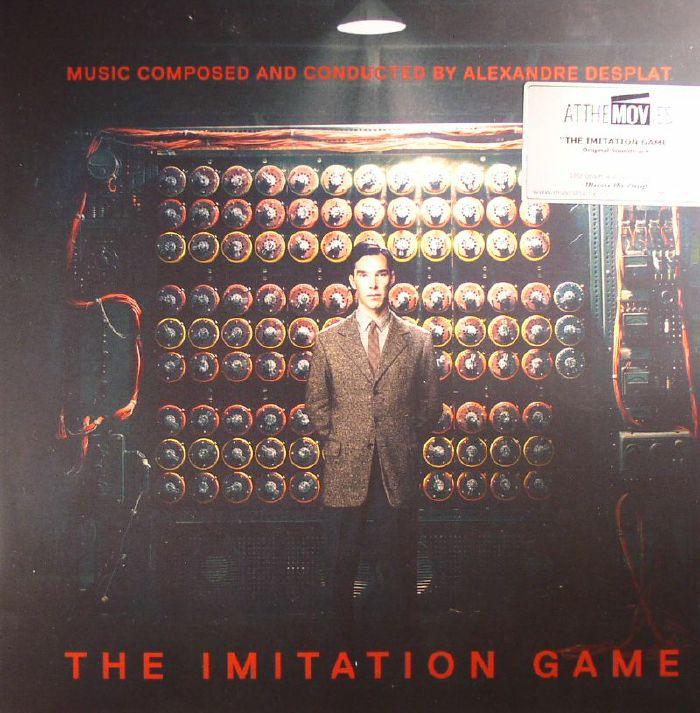 DESPLAT, Alexandre - The Imitation Game (Soundtrack)