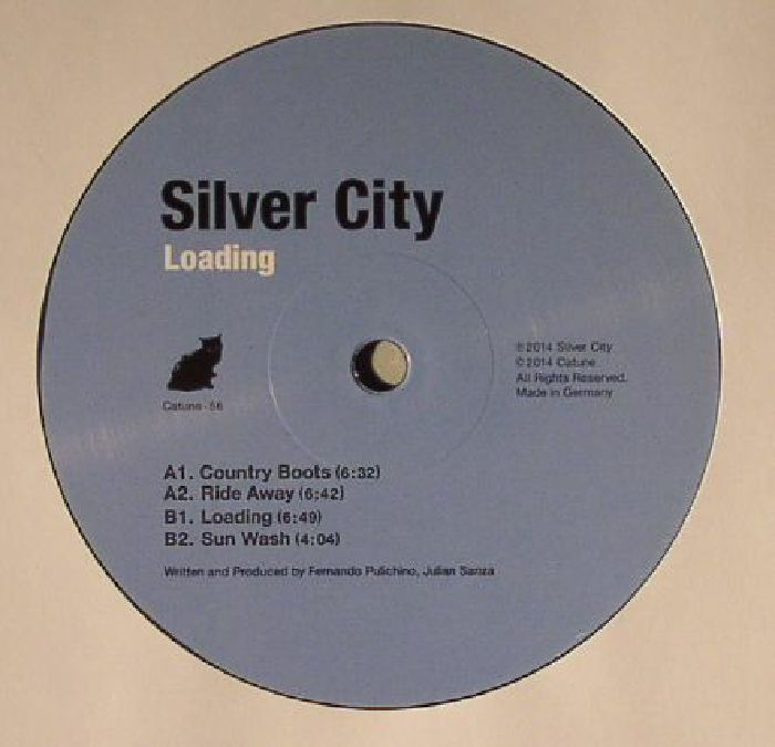SILVER CITY - Loading