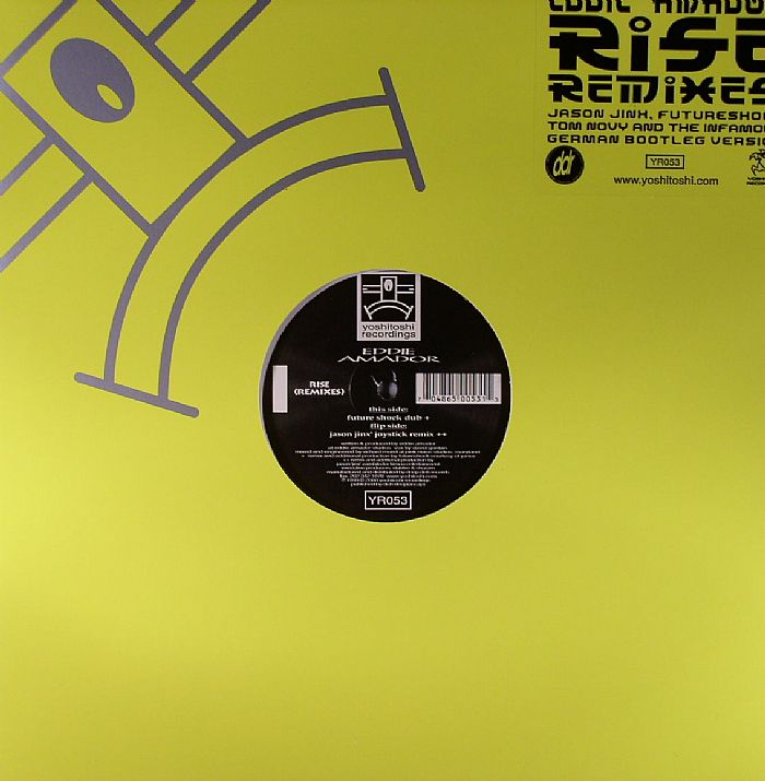 Eddie amador rise remixes vinyl at juno records for Eddie amador house music