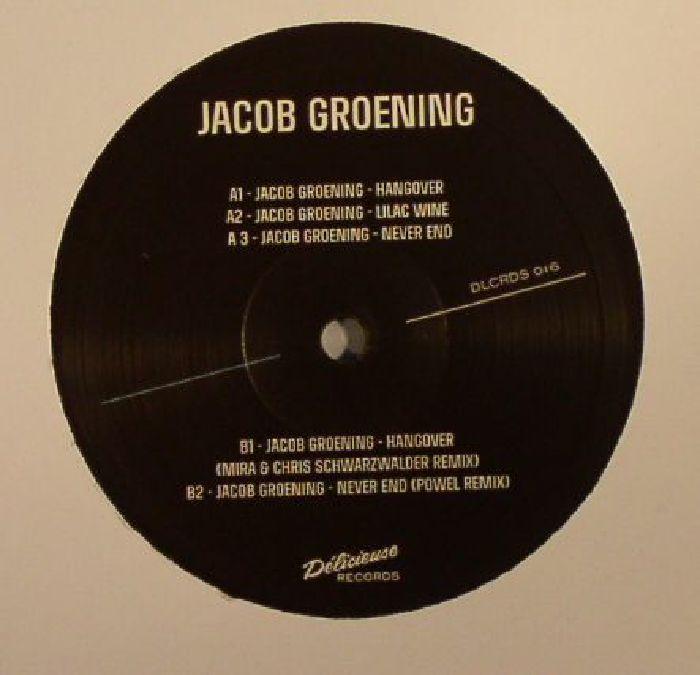 GROENING, Jacob - Hangover