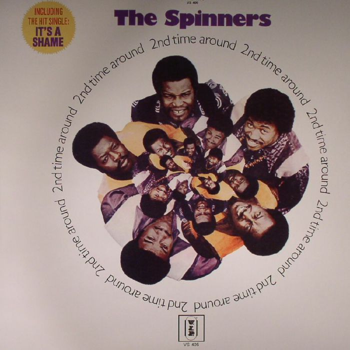 SPINNERS, The - 2nd Time Around