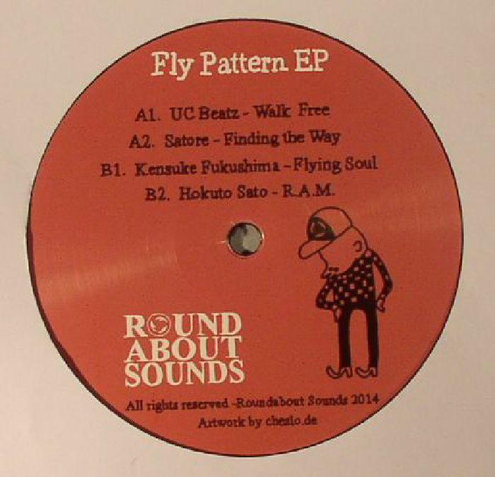 UC BEATZ/SATORE/KENSUKE FUKUSHIMA/HOKUTO SATO - Fly Pattern EP