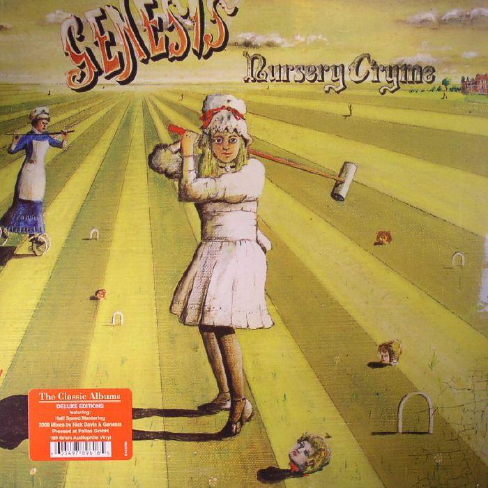 Genesis Nursery Cryme Vinyl At Juno Records
