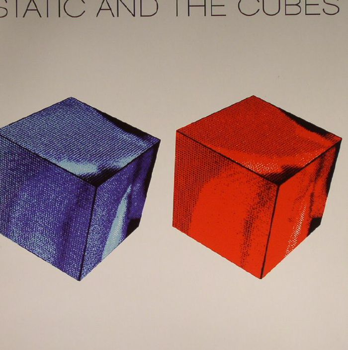 STATIC & THE CUBES - Escape From Snakes