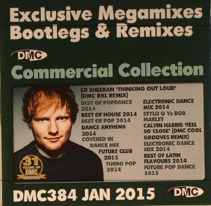 VARIOUS - DMC Commercial Collection 384: January 2015 (Strictly DJ Only)