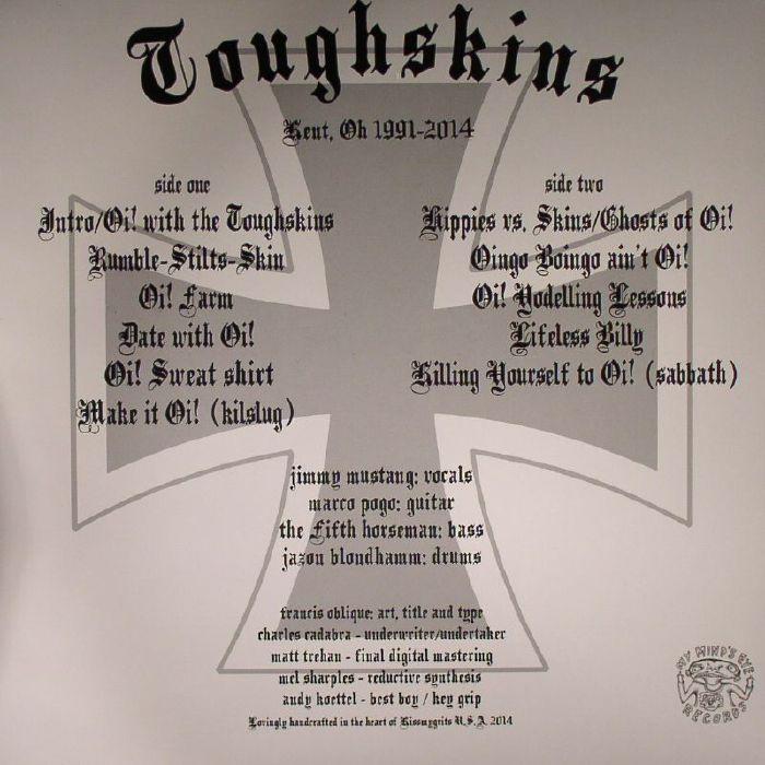TOUGHSKINS - Rumble Stilts Skin