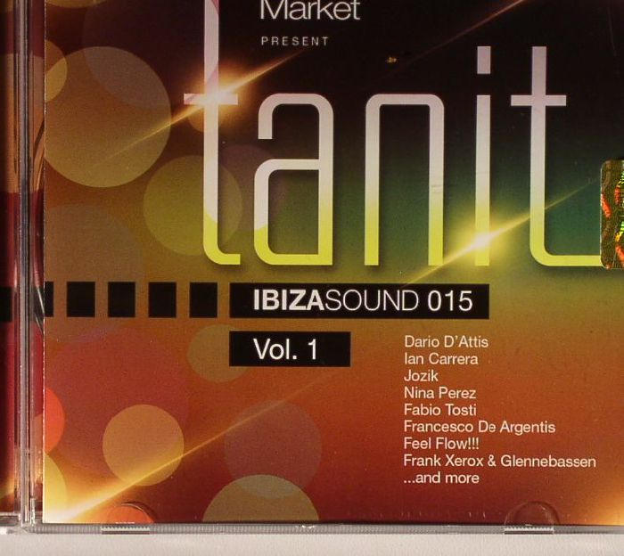 VARIOUS - Mini Market presents Tanit: Ibiza Sound 015 Vol 1