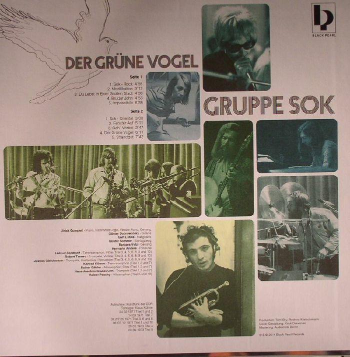 SOK - Der Grune Vogel