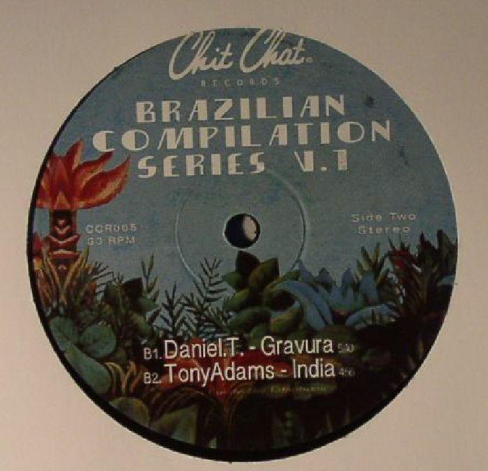 POOLSIDE/FATNOTRONIC/DANIEL T/TONY ADAMS - Brazilian Compilation Series Vol 1