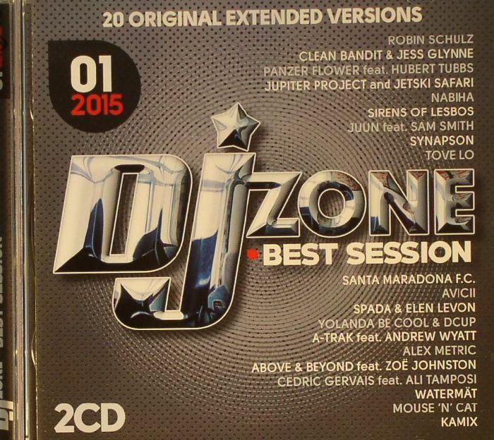 VARIOUS - DJ Zone Best Session 01/2015