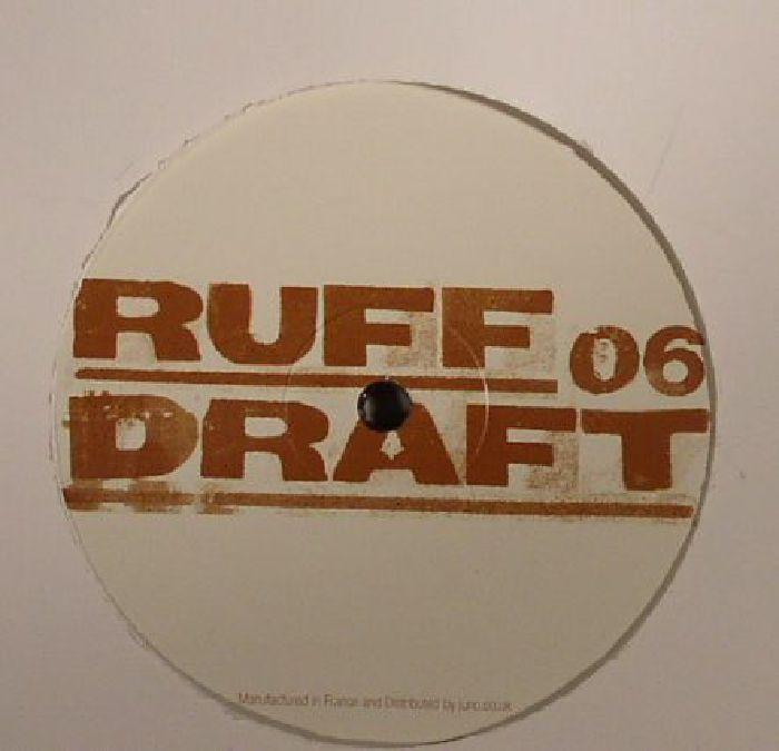 CHESUS aka EARL JEFFERS - Ruff Draft 06